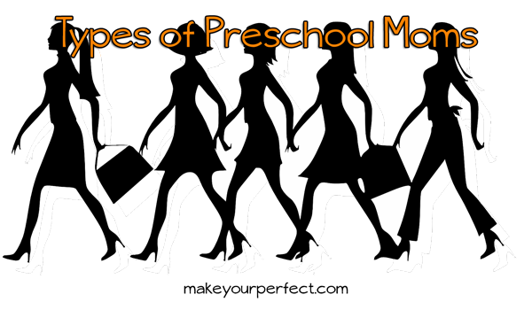 Types of preschool moms