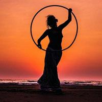 Hoop meditation