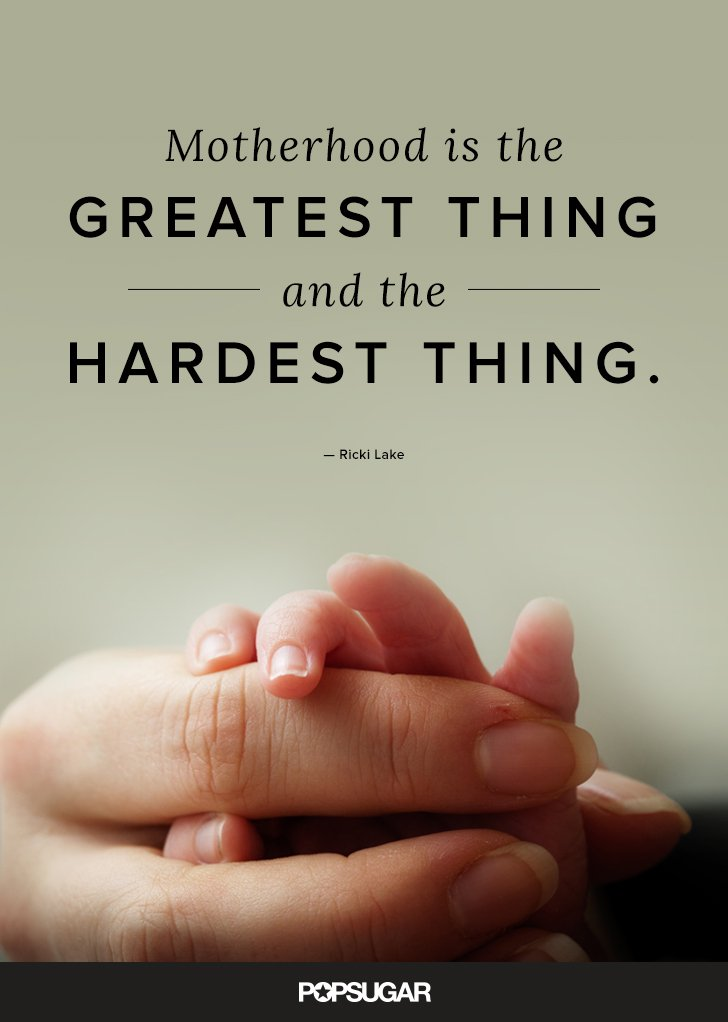 beautiful motherhood quotes