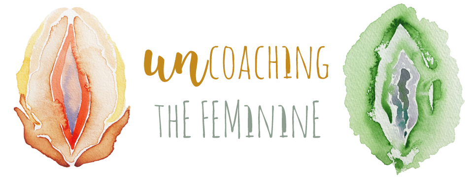 uncoaching the feminine